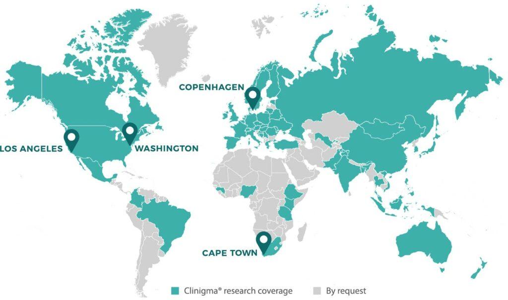 Clinigma Research Coverage